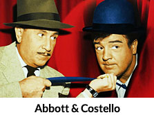 Shop By Actor Abbott and Costello