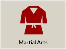 Shop By Genre Martial Arts