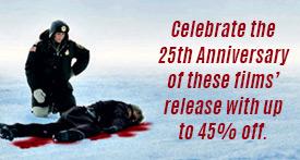 25th Anniversary Movie Sale