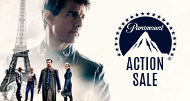 Paramount Action films