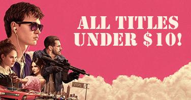 Under Ten Sale