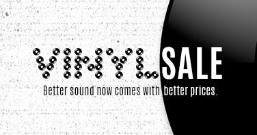 Vinyl Sale