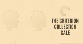 The Criterion Collection Sale