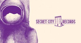 Secret City Label Sale