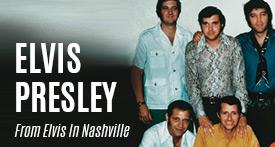 Elvis In Nashville