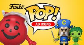 Funko Ad Icons