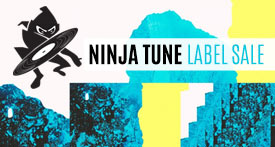 Ninja Tune Label Sale
