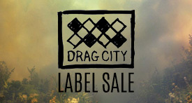 Drag City Label Sale