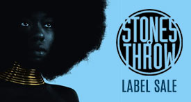 Stones Throw Label Sale