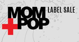 MOM and POP Label Sale