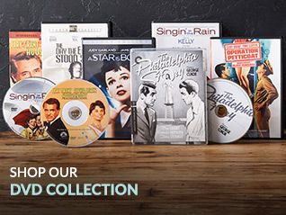 Shop Our DVD Collection