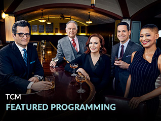 TCM Featured Programming