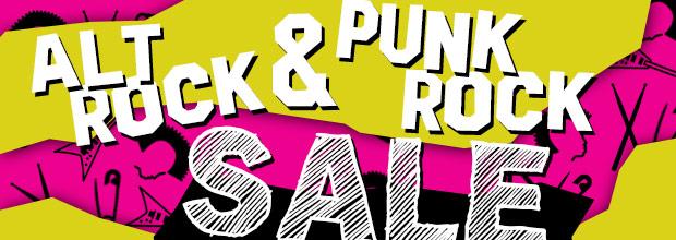 Alternative Rock Sale