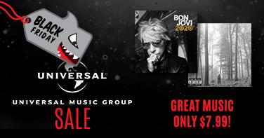 Uni Music Black Friday Sale