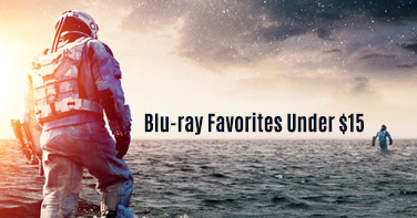 Blu-ray Under $15