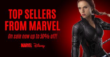 Marvel Sale