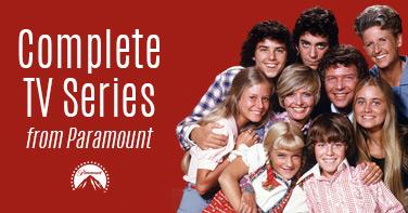 Paramount Complete TV Sale