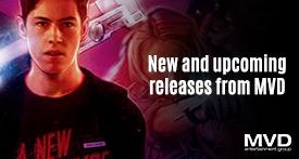 MVD New releases