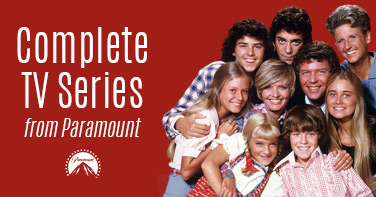Paramount Complete TV Series Sale