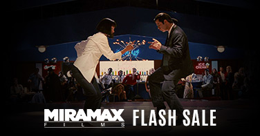 Miramax Flash Sale