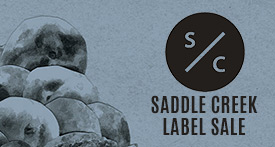 Saddle Creek Label Sale