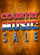 Country Music Sale