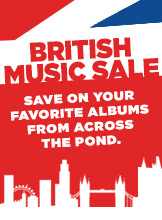 British Music Sale