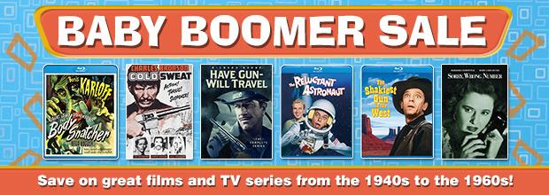 Baby Boomer Sale