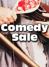 Comedy Sale
