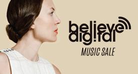 Believe Label Sale