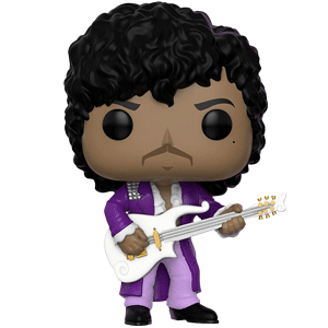 Dearly beloved, we have this thing called Funko POP! Rocks.