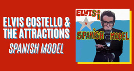 Elvis Costello + The Attractions