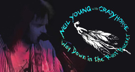 Neil Young + Crazy Horse -