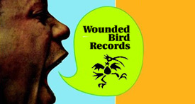 Wounded Birds Record