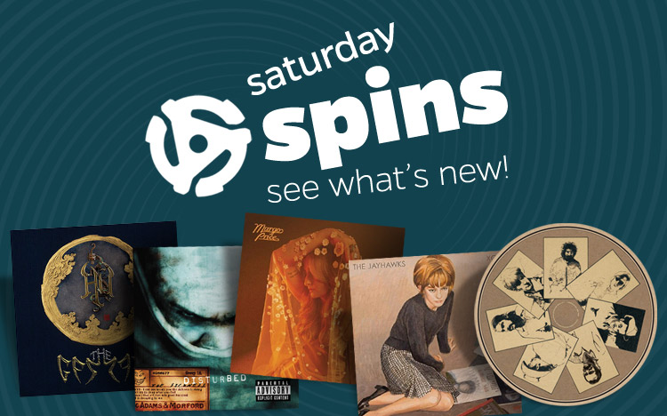 NEW Music With Saturday Spins