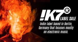K7 Label Sale