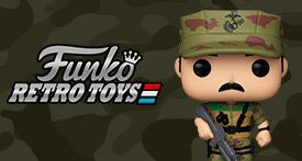 Funko Retro Toys