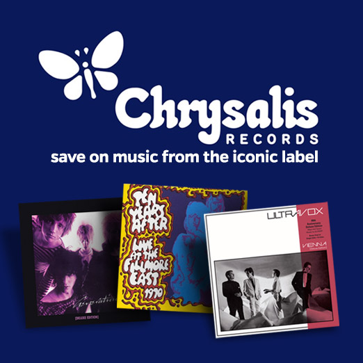 Chrysalis Records Label Sale