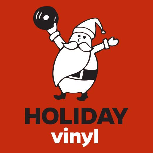 Holiday Vinyl On Sale