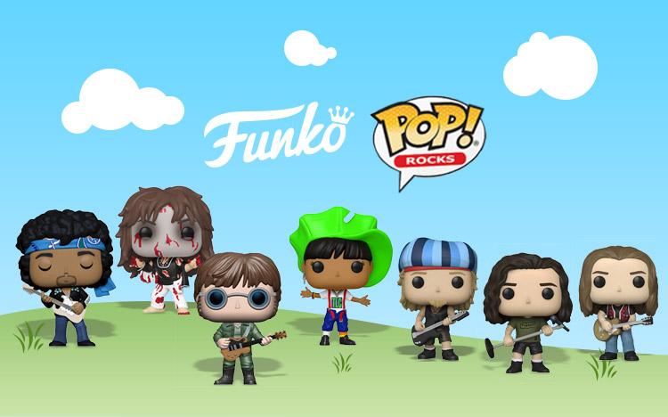 Funko Pop! Rocks