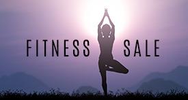 Fitness sale