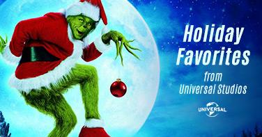 Universal Holiday Sale