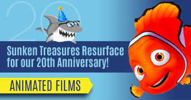 20th Anniversary Animated Films