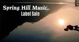 Spring Hill Label Sale
