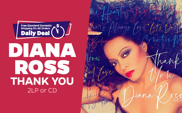 Diana Ross Thank You