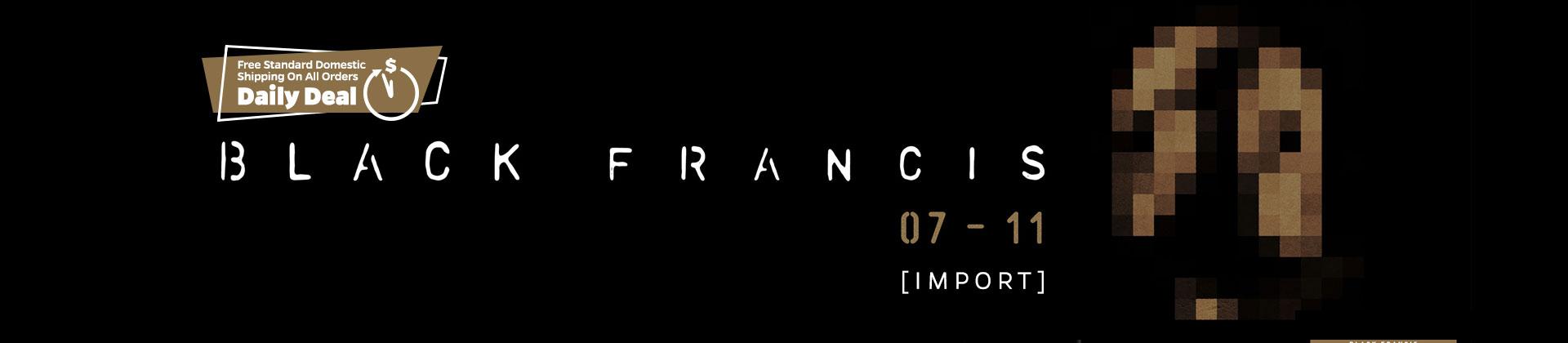 Black Francis CD Box Set