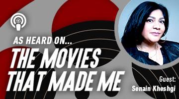 The Movies That Made Me: Senain Kheshgi