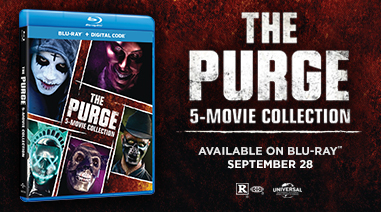 The Purge 5 Movie Collection