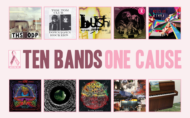 10Bands One Cause
