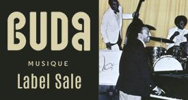 Buda Musique Label Sale
